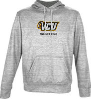 Spectrum Engineering Youth Unisex Distressed Pullover Hoodie