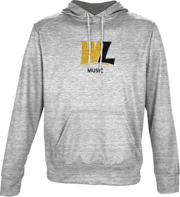 Spectrum Music Youth Unisex Distressed Pullover Hoodie