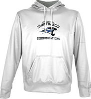 Spectrum Communications Youth Unisex Distressed Pullover Hoodie