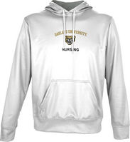 Spectrum Nursing Youth Unisex Distressed Pullover Hoodie