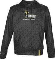 Swimming & Diving ProSphere Youth Sublimated Hoodie (Online Only)