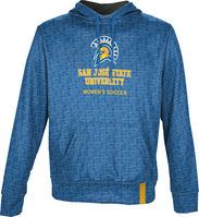 Womens Soccer ProSphere Youth Sublimated Hoodie (Online Only)
