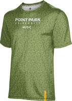 ProSphere Music Youth Unisex Short Sleeve Tee