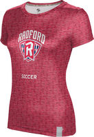 Soccer ProSphere Girls Sublimated Tee (Online Only)