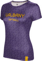 Softball ProSphere Girls Sublimated Tee (Online Only)