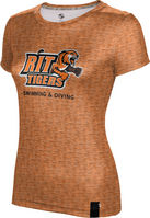 Swimming & Diving ProSphere Girls Sublimated Tee (Online Only)