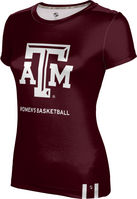Womens Basketball ProSphere Girls Sublimated Tee (Online Only)
