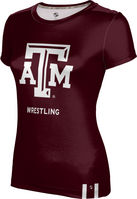 Wrestling ProSphere Girls Sublimated Tee (Online Only)