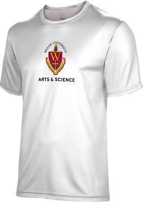 Spectrum Arts & Science Youth Unisex 5050 Distressed Short Sleeve Tee