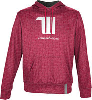 Communications ProSphere Youth Sublimated Hoodie