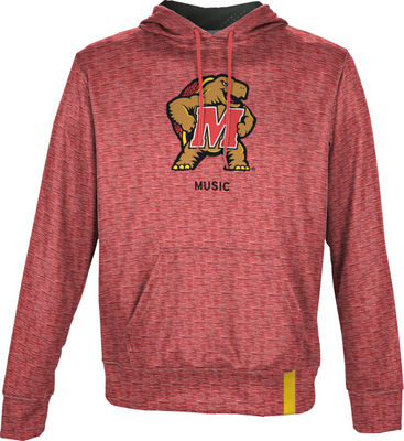 Music ProSphere Youth Sublimated Hoodie
