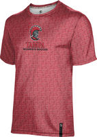 Womens Soccer ProSphere Youth Sublimated Tee (Online Only)