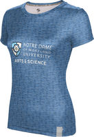 ProSphere Arts & Science Youth Girls Short Sleeve Tee