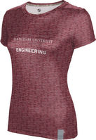 ProSphere Engineering Youth Girls Short Sleeve Tee