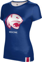 ProSphere Medicine Youth Girls Short Sleeve Tee