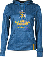 Gymnastics ProSphere Girls Sublimated Hoodie (Online Only)