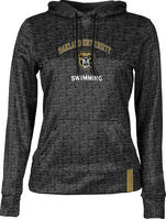Swimming ProSphere Girls Sublimated Hoodie (Online Only)