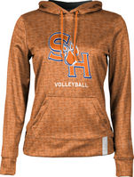 Volleyball ProSphere Girls Sublimated Hoodie (Online Only)