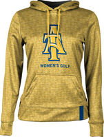 Womens Golf ProSphere Girls Sublimated Hoodie (Online Only)