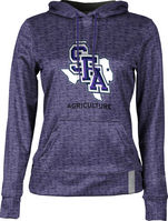 Agriculture ProSphere Youth Girls Sublimated Hoodie