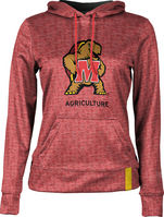 Agriculture ProSphere Girls Sublimated Hoodie