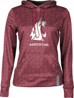 Agriculture ProSphere Girls Sublimated Hoodie (Online Only)