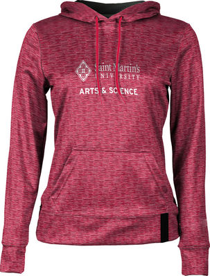 ProSphere Arts & Science Youth Girls Pullover Hoodie