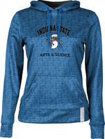 Arts & Science ProSphere Girls Sublimated Hoodie