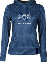 Arts & Science ProSphere Youth Girls Sublimated Hoodie