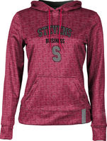 Business ProSphere Youth Girls Sublimated Hoodie