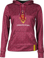 ProSphere Communications Youth Girls Pullover Hoodie