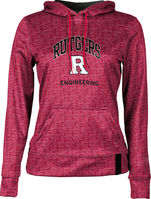 Engineering ProSphere Youth Girls Sublimated Hoodie
