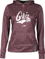 Law ProSphere Girls Sublimated Hoodie (Online Only)