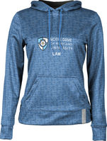 Law ProSphere Youth Girls Sublimated Hoodie