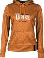 Medicine ProSphere Youth Girls Sublimated Hoodie