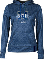 Music ProSphere Youth Girls Sublimated Hoodie