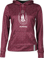 Nursing ProSphere Youth Girls Sublimated Hoodie