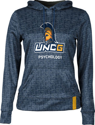 dc583106 Psychology ProSphere Girls Sublimated Hoodie (Online Only) | UNCG Bookstore