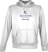 Spectrum Fine Arts Youth Unisex Distressed Pullover Hoodie