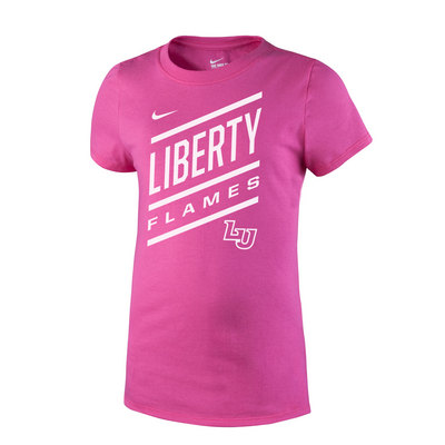 Nike Girls Cotton Short Sleeve Tee