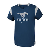 Nike Girls Short Sleeve Fan VTee