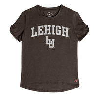 League Girls Open Sleeve Short Sleeve Tee