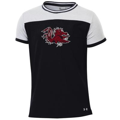 Under Armour Youth Varsity Pinhole Tee