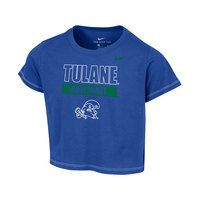 Youth Sideline 2020 Girls Cotton Crop