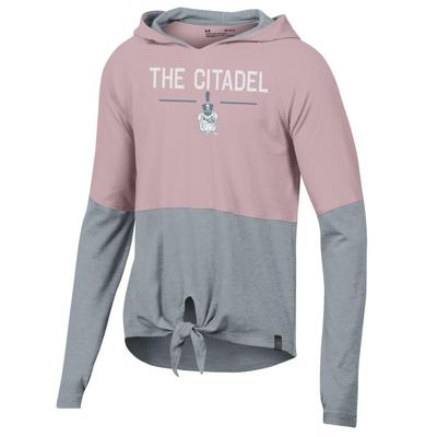 Under Armour Youth Training Camp LS Tee   The Citadel Bookstore
