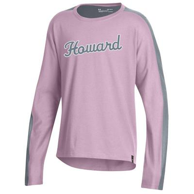 Under Armour Girls Ascend LS Tee