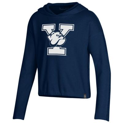 Under Armour Girls Waffle Hood