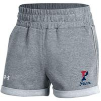 Under Armour Girls Double Knit Short