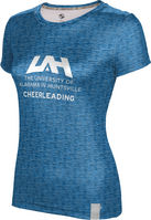 ProSphere Cheerleading Youth Girls Short Sleeve Tee