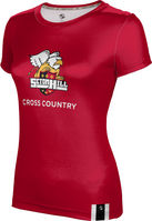 ProSphere Cross Country Youth Girls Short Sleeve Tee